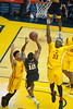 WVU basketball vs Iowa State