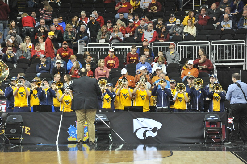 WVU vs Iowa State  Big 12 Tournament
