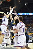 WVU vs Kansas Big 12 Tournment Final   property of WVU  ..copyrighted