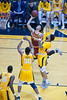 WVU vs Iowa state mens basketball   property of WVU  copyrighted