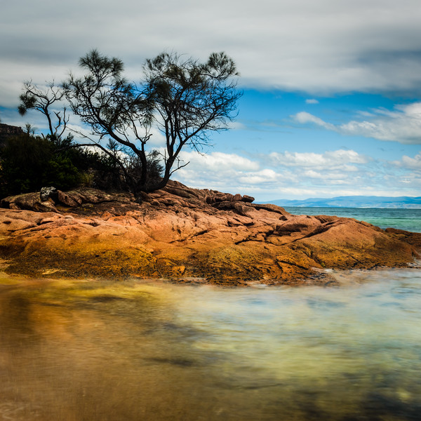 Honeymoon Bay, Freycinet