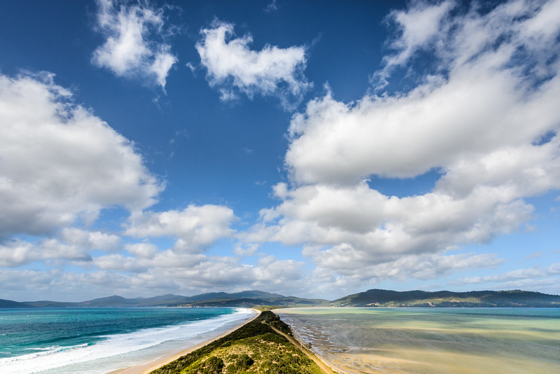 "Bruny Island- ""The Neck"""