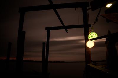 Silken Dockside Sunset