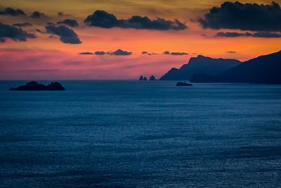 Praiano Sunset