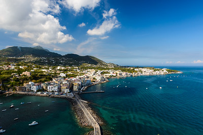 Ischia from the Sky