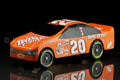 Alex's Pinewood Derby Car