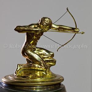 Pierce Arrow Hood Ornament