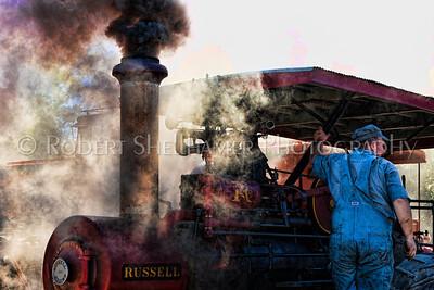 Russell Steam