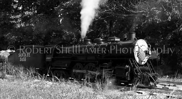 Hesston Scale Locomotive