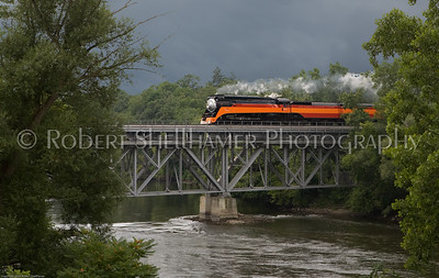 SP4449 Crosses the St. Joe River