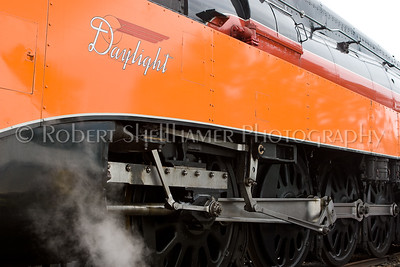 Southern Pacific Daylight #4449