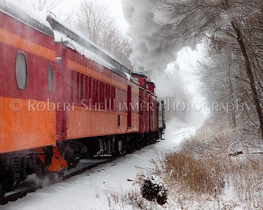 Little River RR Heads to Quincy