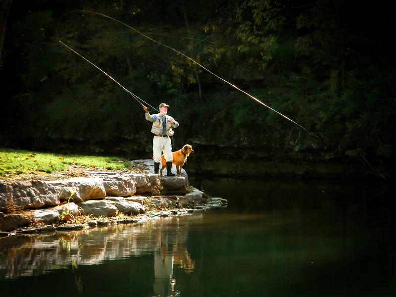 Fly Fishing_Steve Dewitt