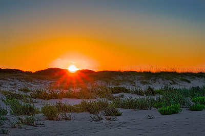 Sunrise at Gulf Shores