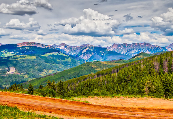 Vail in the Summertime