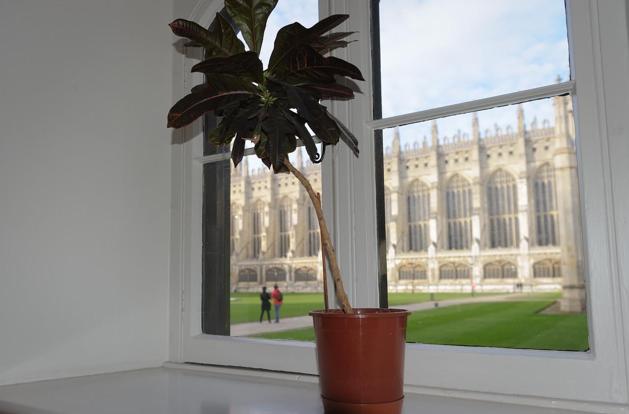 Kings College, Cambridge, 2014