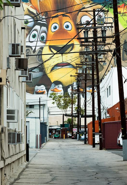 Los Angeles, 2008