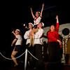 Dames at Sea cast