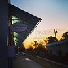 Life Guard Station Sunset