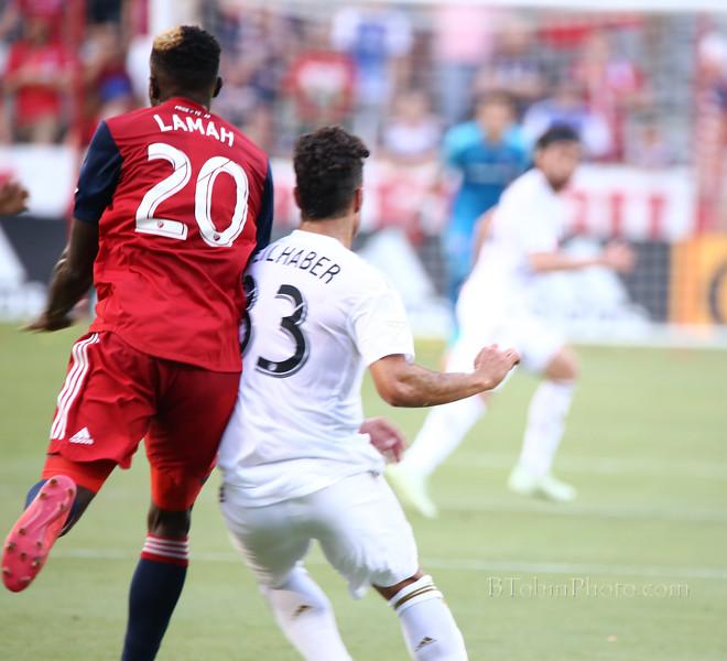 June 2nd 2018, FC Dallas VS LAFC Gallery