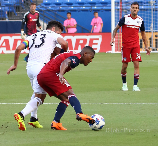 June 2nd 2018, FC Dallas VS LAFC Gallery