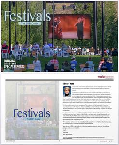 Musical America Festivals Cover June 2021 Nils Ribi Photo