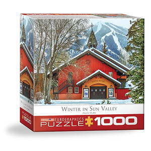 Sun Valley Opera House Puzzle