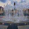 Fountain of Plaza del Quinto Centenario, San Juan, Puerto Rico