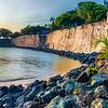 Old San Juan City Walls, Puerto Rico