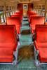 Antique Railroad Coach Car
