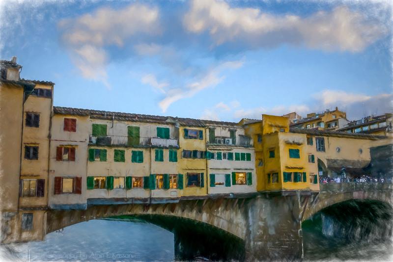 Paniterly Ponte Vecchio