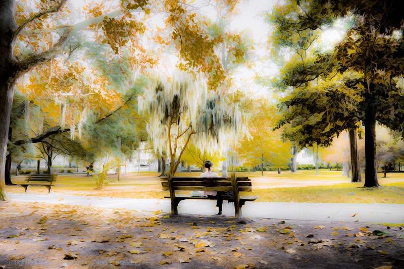 Golden Solitude