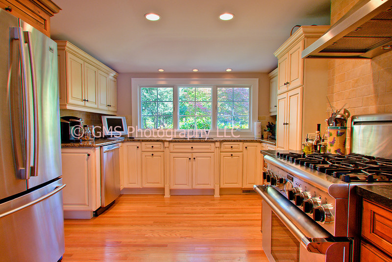 Riverfront Home - Kitchen