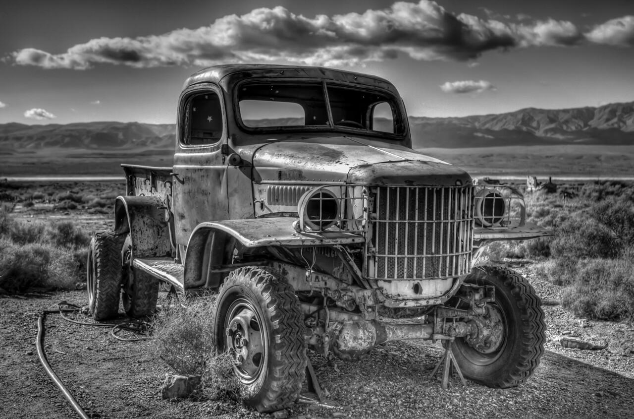 41 Dodge Power Wagon