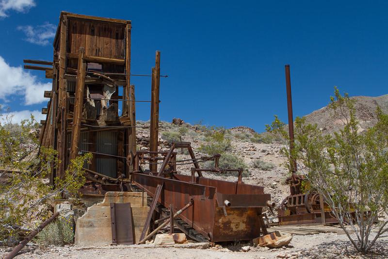 Inyo Gold Mine