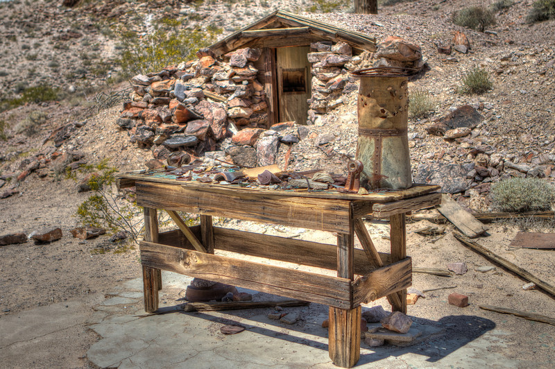 Inyo Gold Mine