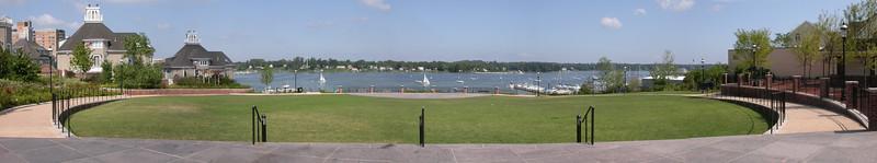Riverside Gardens Park Panorama