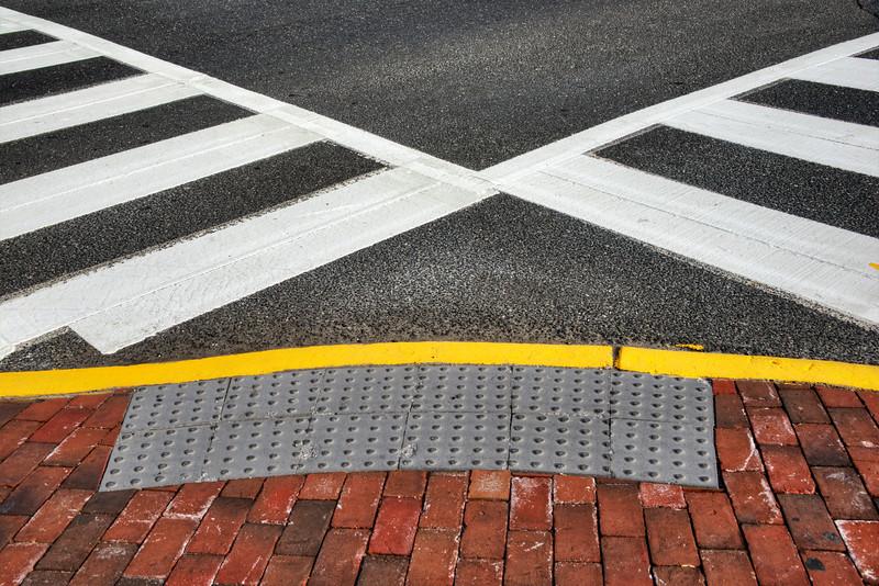 Double Crossed On The Street Corner