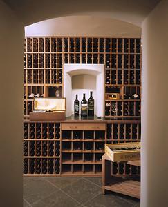 Wine Cellar Back Room