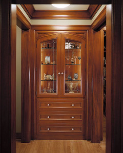 Main Entryway Display Cabinet