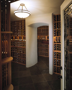 Wine Cellar Front Room