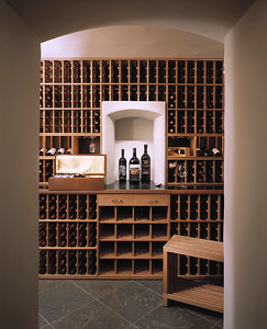 Wine Cellar Back Room Alternate Photo