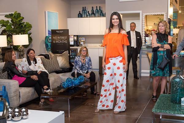 Christopher Guy - Filonena Fernandez Fashion Show -Robb & Stucky