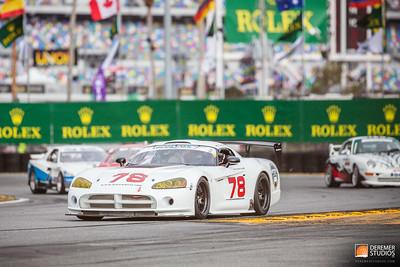 2018 - 56th Rolex 24 - Daytona 199B - Deremer Studios LLC