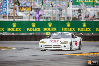 2018 - 56th Rolex 24 - Daytona 187B - Deremer Studios LLC
