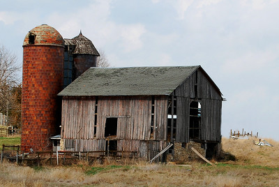 Historic Patterson Barn