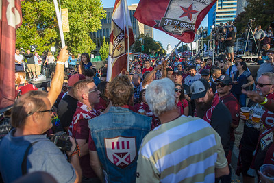 MLS Block Party on Capitol Mall 10-21-19