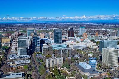 Downtown Sacramento