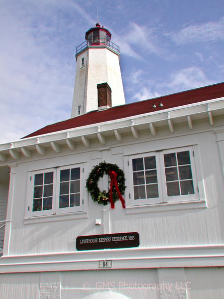 Sandy Hook Lightkeeper's House