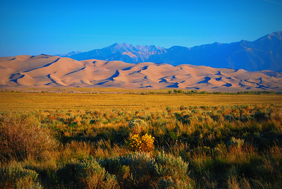 First Sunlight, Great Sand Dunes